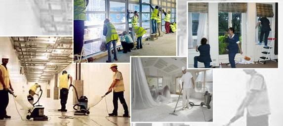 Servicii curatenie dupa constructor